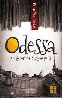 Odessa i tajemnica Skrybopolis