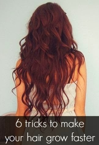 6 Tips & Tricks To Make Your Hair Grow Faster