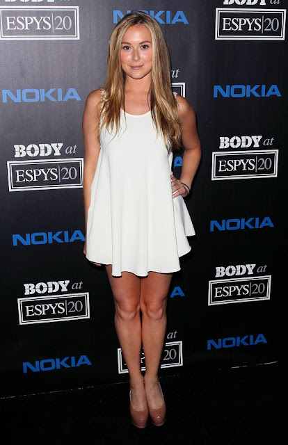 Alexa Vega – ESPN The Magazine's 2012 Body Issue Party (HQ) 026498190