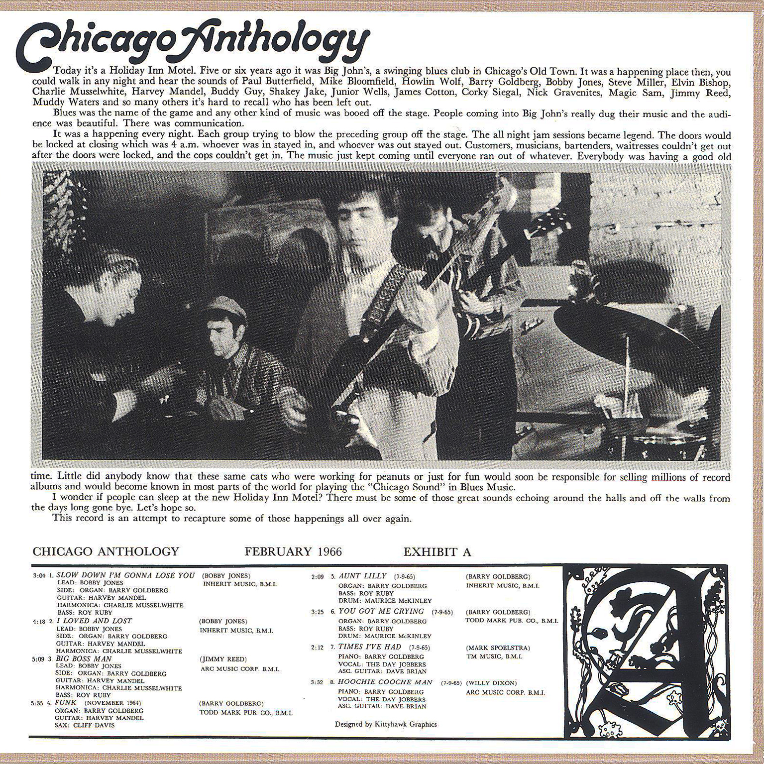 Chicago - Anthology
