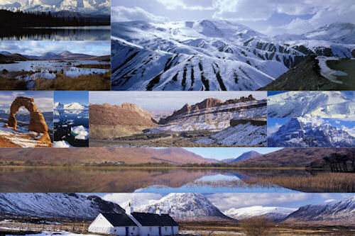 Volcanes, montañas y nevados VI (10 fotos inéditas)