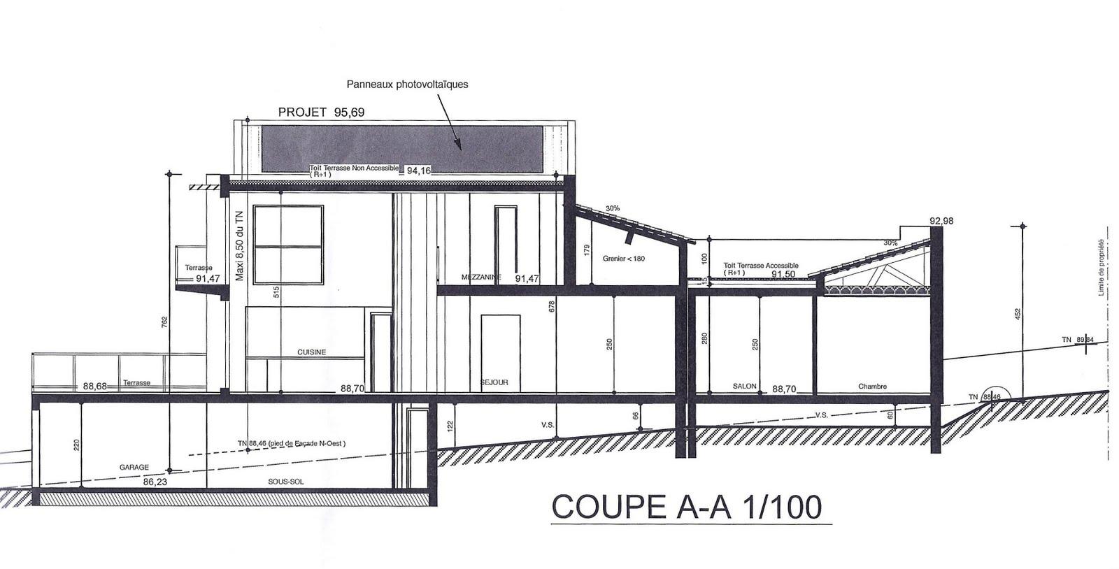 Attrayant En Attendant La Suite, Voici Les Dernières Modifications Des Plans De La  Maison. Conception Etonnante