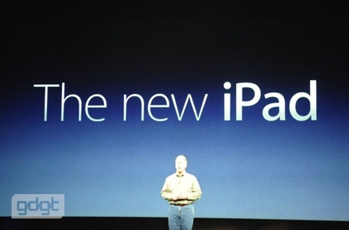 The New iPad3