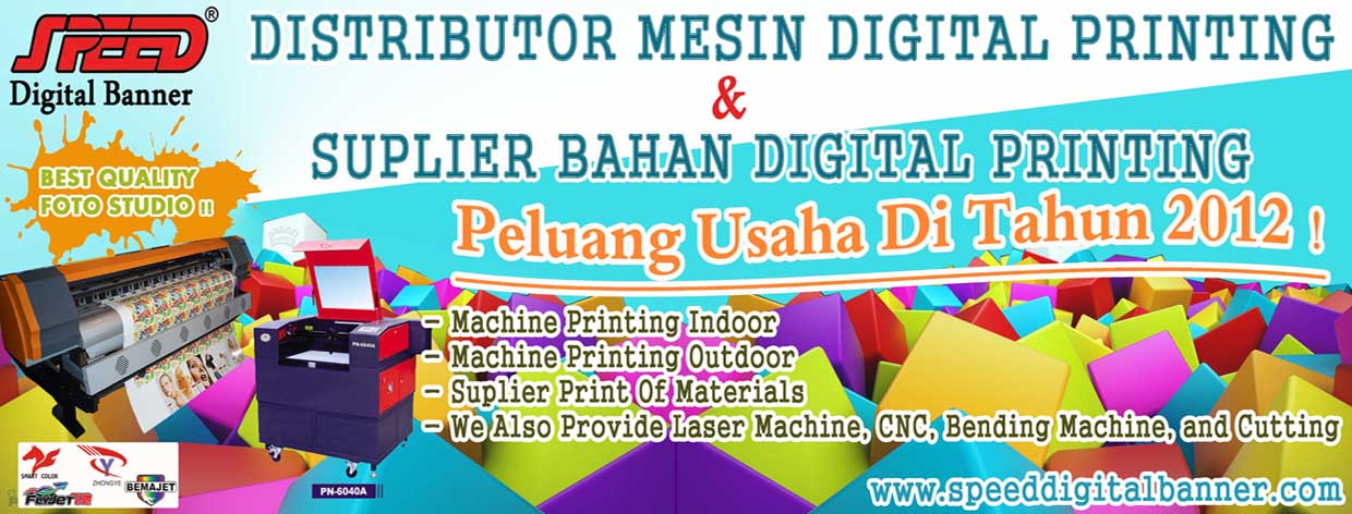 DISTRIBUTOR MESIN DIGITAL PRINTING SURABAYA