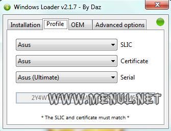 ключ для windows 7 максимальная код продукта 00426-oem-8992662-00006