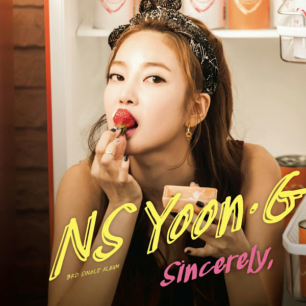 NS Yoon-G Sincerely Cover