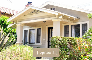 los angeles craftsman bungalow siding paint