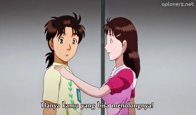 Anime Kindaichi Shounen No Jikenbo Returns Episode 8 Subtitle Indonesia