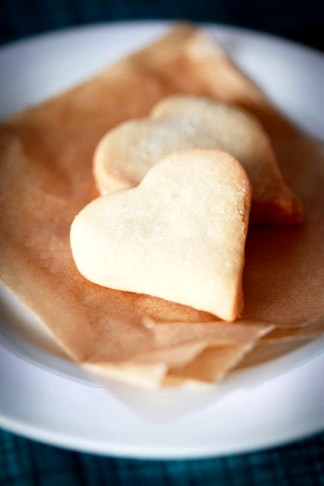 Biscotti Semplici Senza Uova e Burro - Ricetta