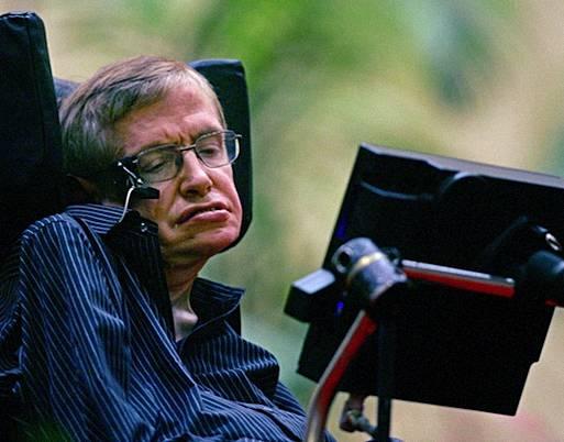 Stephen Hawking - kehidupan setelah mati hanya kisah dongeng