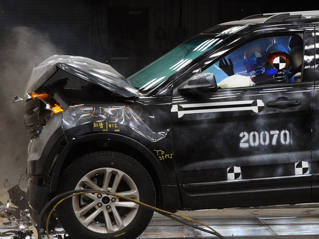 Ford Improves Their Virtual Crash Computing System