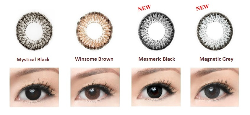 Focusop Freshkon Alluring Eyes Contact Lens