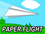 Paper Flight avião de papel