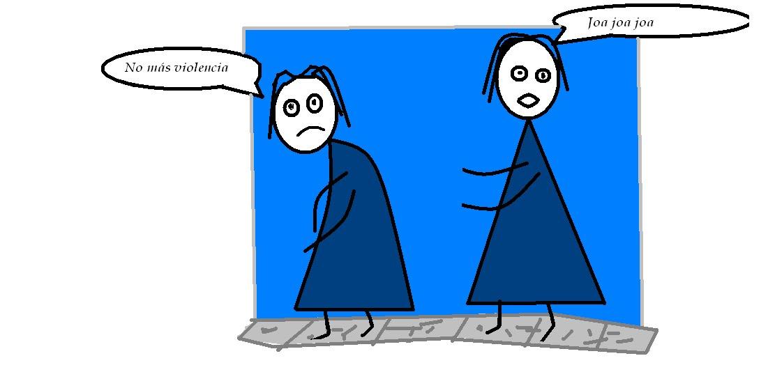 Dibujo del bullying - Imagui