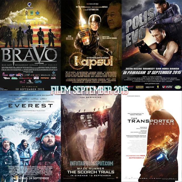 Filem September 2015