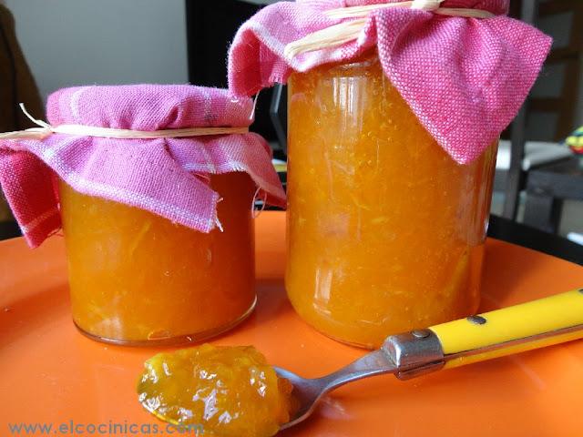 Mermelada de mandarinas