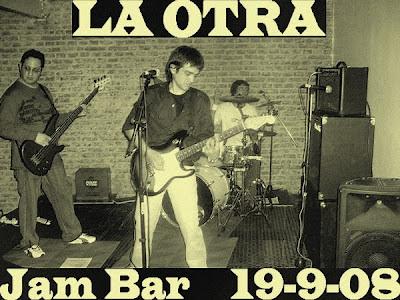 """La Otra en """"Jam Bar"""" Hernan buitre Deheza"""
