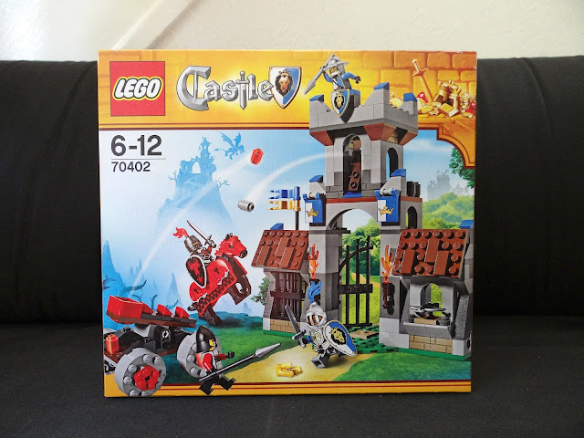 LEGO Castle, Travel to Dragon Mountain, Gatehouse Raid