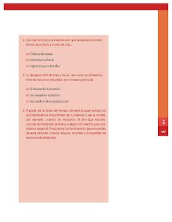 Evaluación - Historia Bloque 5to 2014-2015