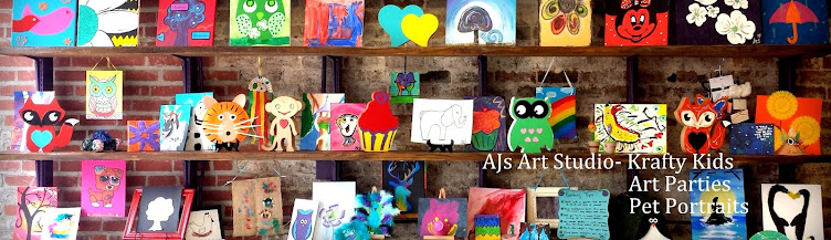 AJs Art Studio