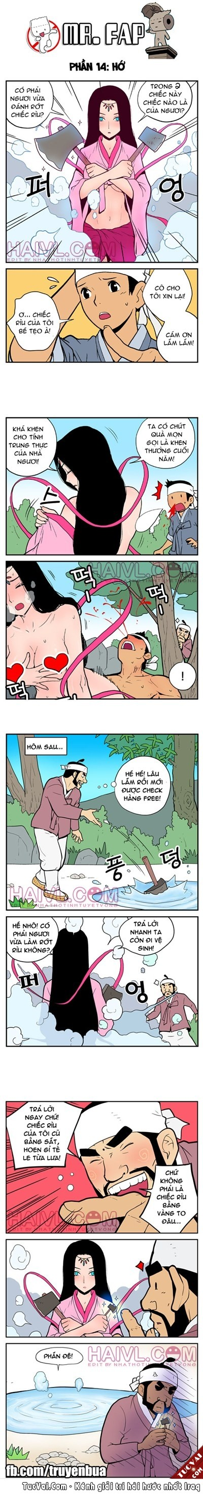 Truyện Hài Mr Fap Phần 14