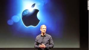 TIM COOK COMES OUT ...