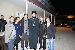 Ο Επίσκοπος Διαυλείας και Αρχιγραμματεύς της Ιεράς Συνόδου