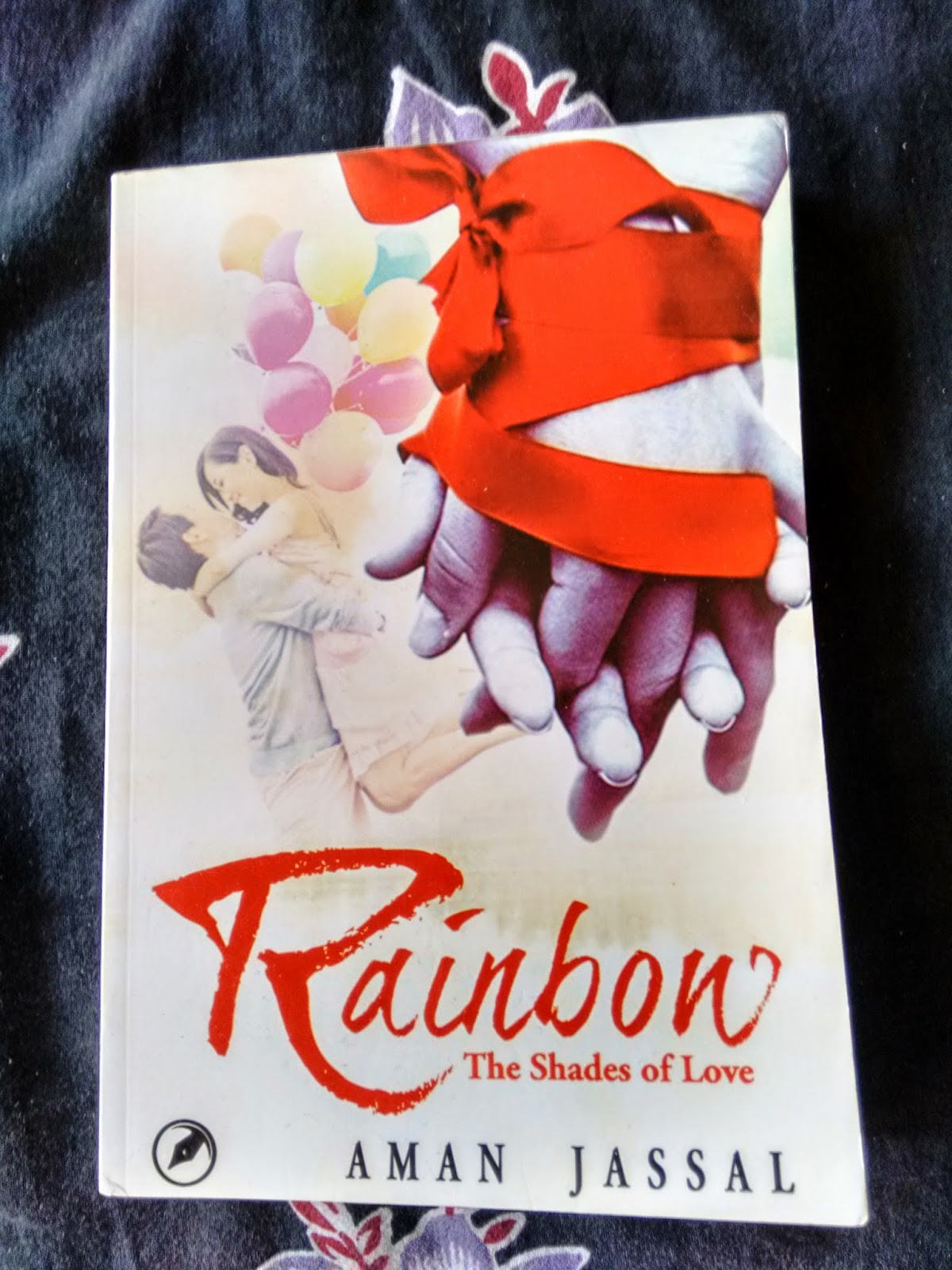 Book Review: Rainbow, The Shades of Love by Aman Jassal
