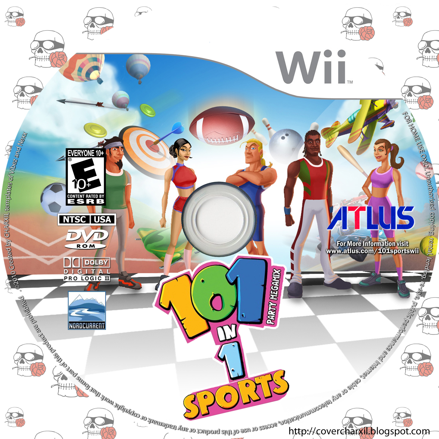 101 in 1 Sports Party Megamix (wii)