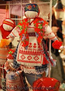 Русские народные куклы