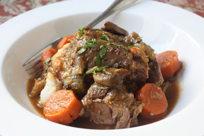 Classic Slow Cooker Beef Pot Roast – What's Next? A Jell-o Mold?