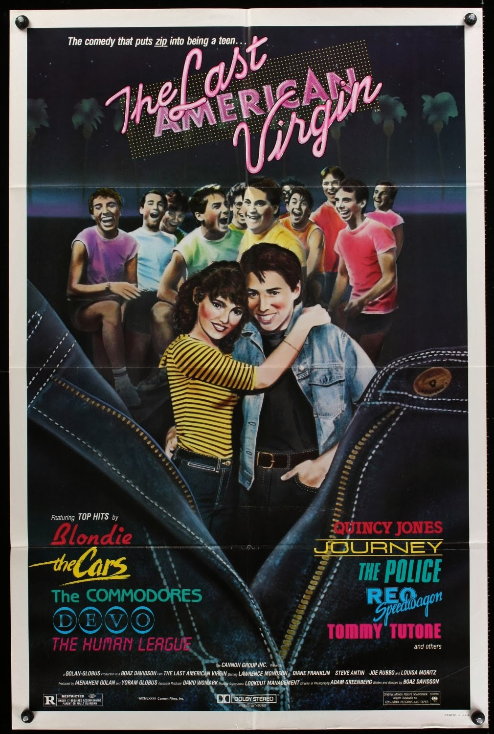American Teen Poster Was Purposely 10