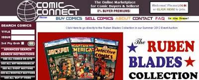 ruben blades sell comics
