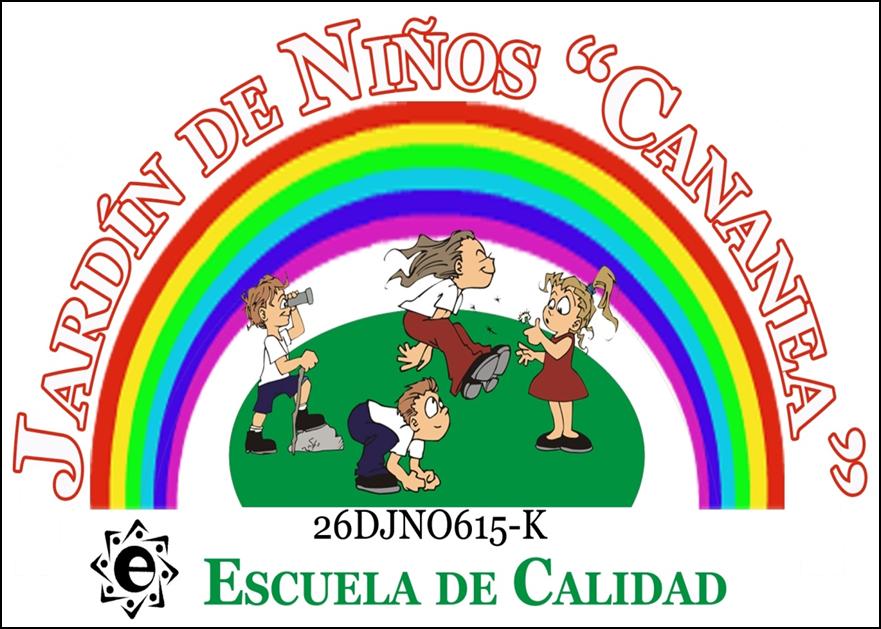 Jardin de ni os cananea nuestro logo for Jardin logo