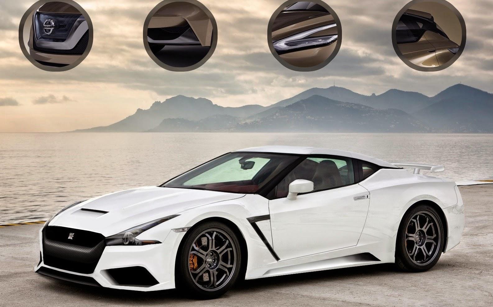 2016 Nissan GTR Design