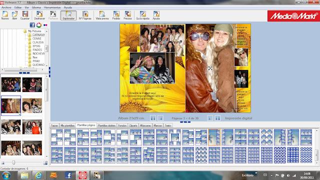 album digital hofmann programa fotos