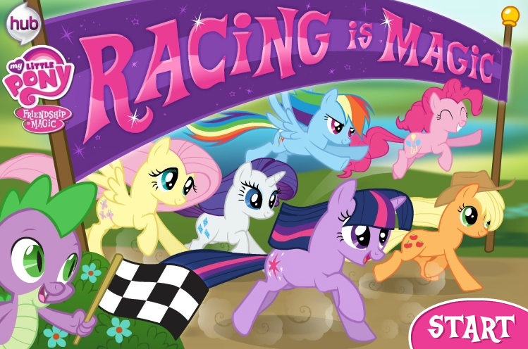 Discord's Domain: Game: Racing Is Magic