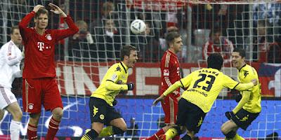 Prediksi Skor Borusia Dortmund vs Bayern Munchen