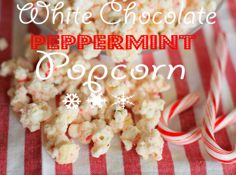 ... chocolate peppermint but i refer to it as christmas crack salty sweet