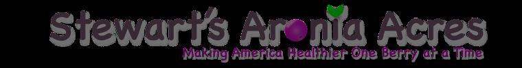 Stewart's Aronia Acres