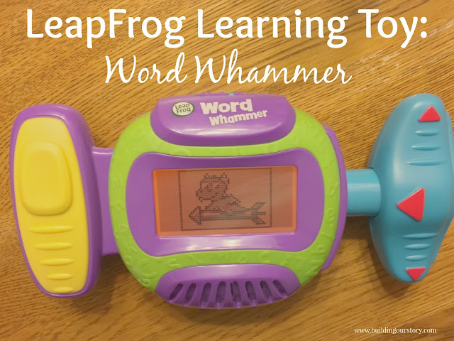 LeapFrog Word Whammer, gifts for preschoolers, LeapFrog Products, Word Whammer, educational gifts for kids.