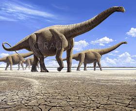 argentinosaurus 10 Dinosaurus Dengan Ukuran Paling Besar