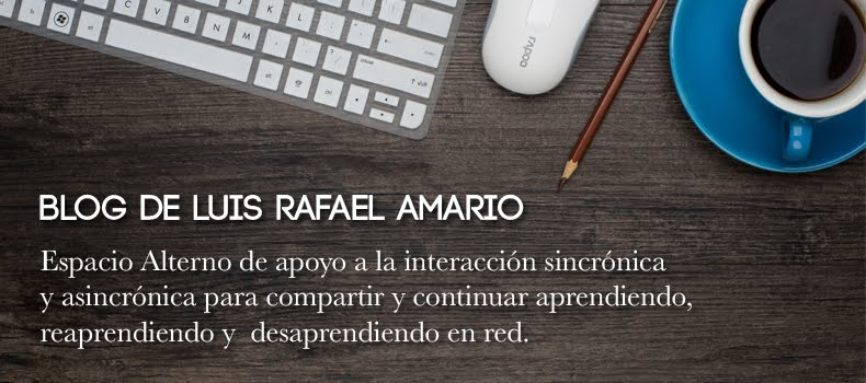 Blog de Luis Rafael Amario