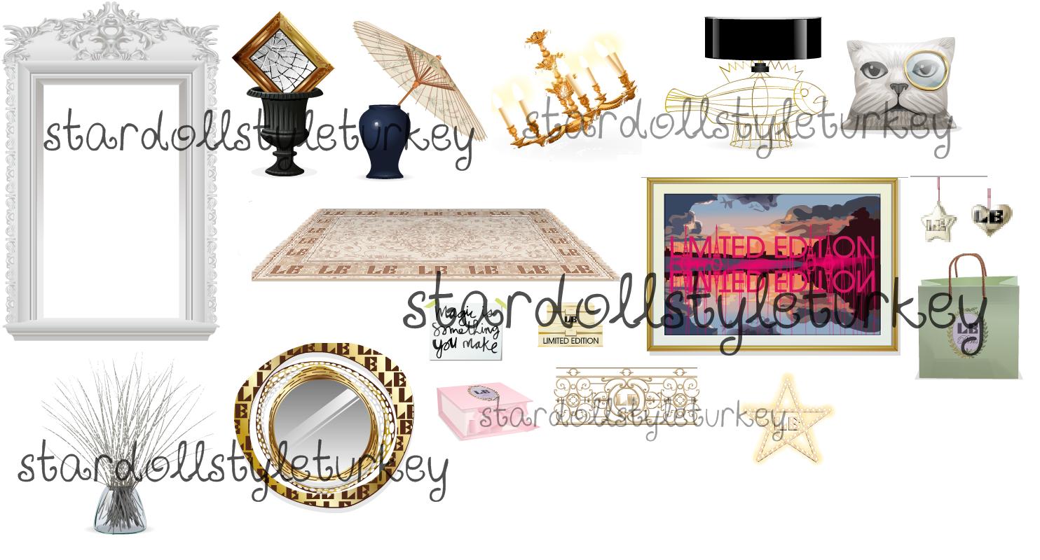 Stardoll style turkey le dekor gelecek r nler for Dekor turkey
