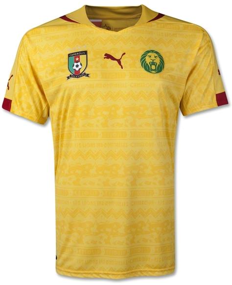 Portal Jual Jersey Online Shop Baju Bola Piala Dunia 2014 Kamerun Away