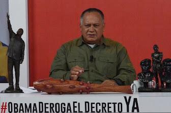 Cabello: Exministro García Plaza coordina golpe de Estado contra Venezuela