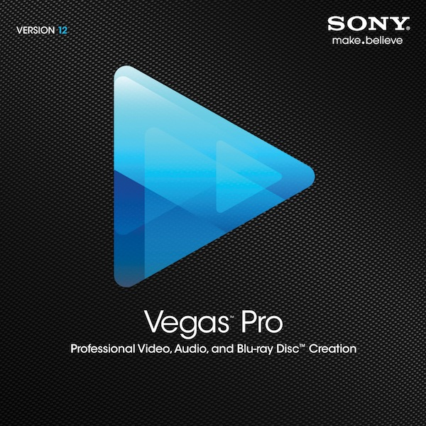 Capa do SONY Vegas PRO 12.0.0.367 – Multi + Cracksoftwares