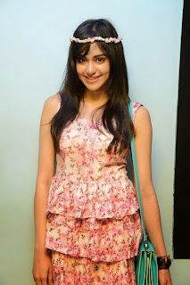 Actress Adah Sharma Pictures in Floral Dress at Satya 2 Premiere Show  0020.JPG