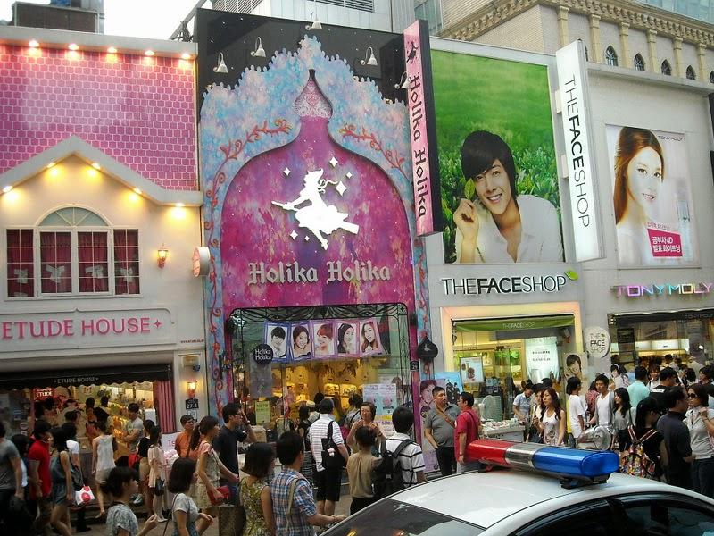 Как правильно выбрать корейскую косметику?