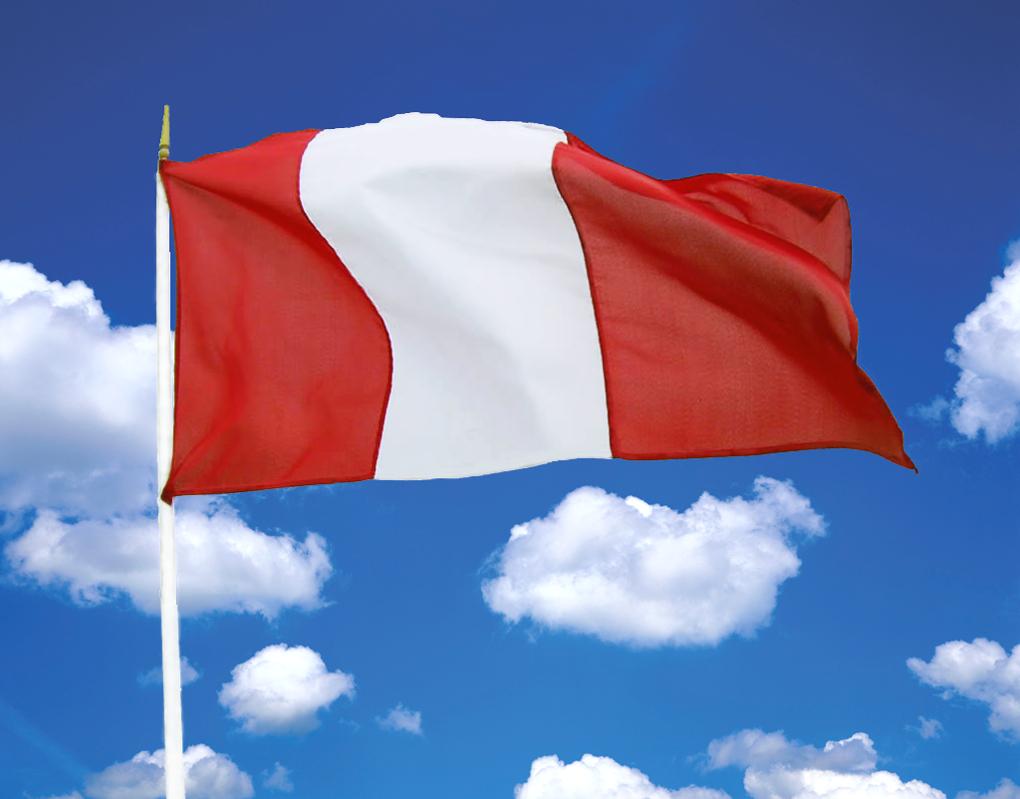 Imagenes De La Bandera Peruana